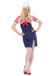 Costume da marinaia donna