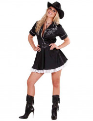 Costume da cowgirl da adulto