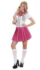 Costume da scolara donna