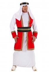 Costume da principe arabo uomo