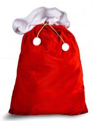 Sacco Babbo Natale rosso