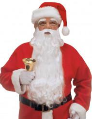 Grande barba Babbo Natale adulto