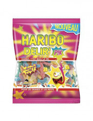 Sacchetto di caramelle Haribo delir'