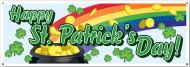 Banner Happy St.Patrick