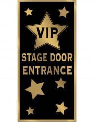 Decorazione porta VIP