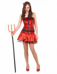 Costume diavolessa sexy