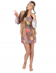 Costume Hippy donna