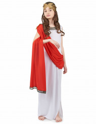 Costume dea romana bambina