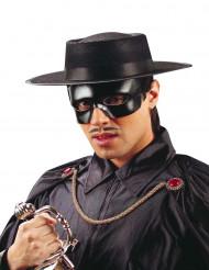 Cappello da condottiero nero