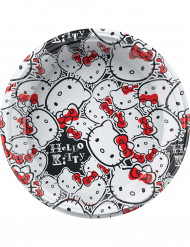 8 piatti di plastica Hello Kitty fun™