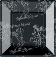 8 piatti da dessert Mickey black and white™