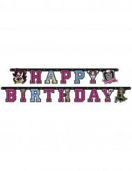 Ghirlanda Happy Birthday Monster High™