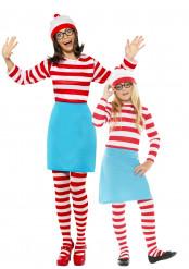 Costume coppia mamma e figlia - Charlie™