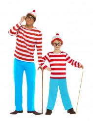 Costume di coppia padre e figlio Dov