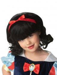 Parrucca Biancaneve™ bambina