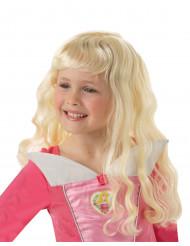Parrucca Aurora™ la bella addormenta nel bosco ragazza