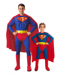 Costume coppia Superman™ padre e figlio