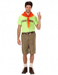 Costume da boy scout per uomo
