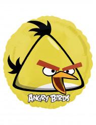 Palloncino in alluminio giallo Angry Birds™