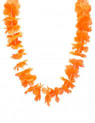 Collana arancione Hawai