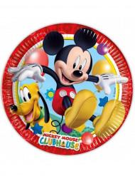 8 piatti di cartone Mickey Mouse™