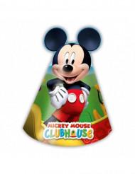 6 cappelli di carta Mickey Mouse™