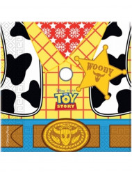 20 Tovaglioli di carta Toy Story Star Power™ 33 x 33 cm