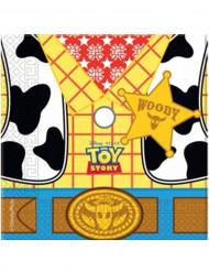 Image of 20 Tovaglioli di carta Toy Story Star Power™ 33 x 33 cm