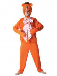 Costume da Fozzie Bear™ del Muppet Show™ per adulto
