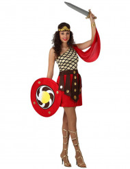 Costume gladiatrice donna