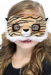 Maschera peluche tigre bambino