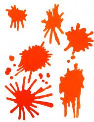 Macchie di sangue di gel