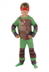 Costume da tartaruga ninja™  bambino