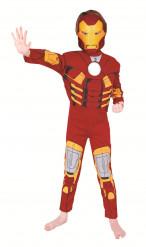 CostumeIron Man™ lusso bambino