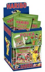 Mini sacchetto di caramelle Haribo polka