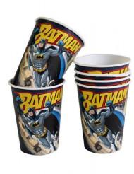 6 bicchieri cartone Batman™