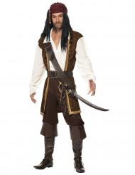 Costume da ufficiale pirata uomo