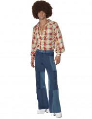 Costume stella della disco anni 70 uomo