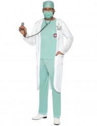 Costume da dottore da uomo