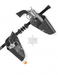 Kit da cowboy: fondine per pistola