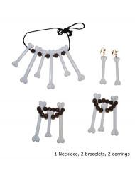 Set gioielli da preistorico