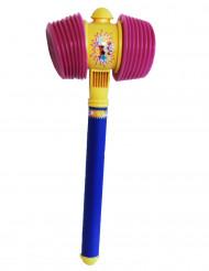 Martello da clown colorato