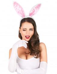 Cerchietto orecchie da coniglio
