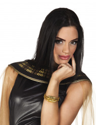 Bracciale egiziano a forma di seprente