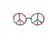 Occhiali multicolore Hippy