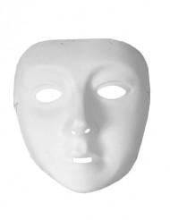 Maschera bianca da bambino