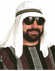 Copricapo emiro arabo adulto
