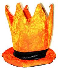 Cappello buffone del re con campanelli