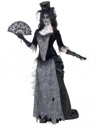 Costume fantasma vittoriano donna Halloween