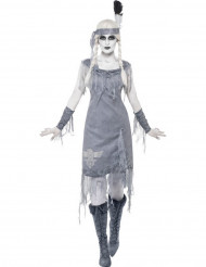 Costume fantasma indiana donna halloween